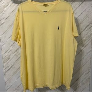 POLO by Ralph Lauren Light Yellow TShirt